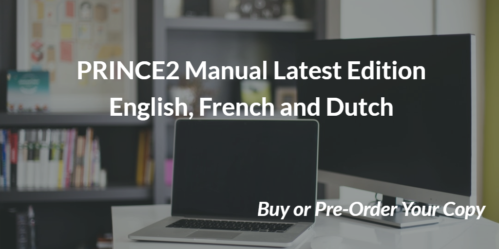 prince2 manual latest edition