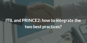 ITIL 4 and PRINCE2