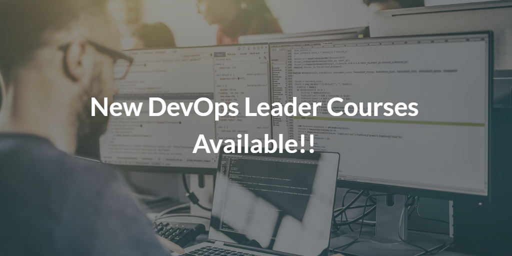 DevOps Leader, DevOps leader courses, DevOps Methodology, Agile DevOps