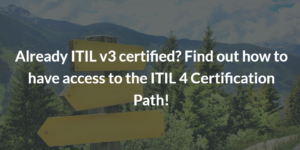 itil 4, itil v4, itil v3, ititl 4 certificstion scheme