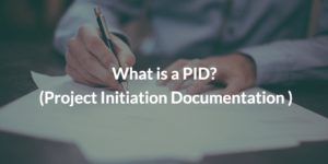 what is a Project Initiation Documentation