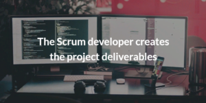 The scrum developer role explained