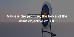 ITIL 4, ITIL v3