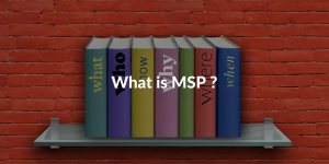what is MSP