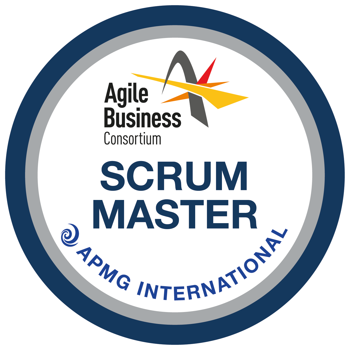Agile Bussiness Consortium Scrum Master course