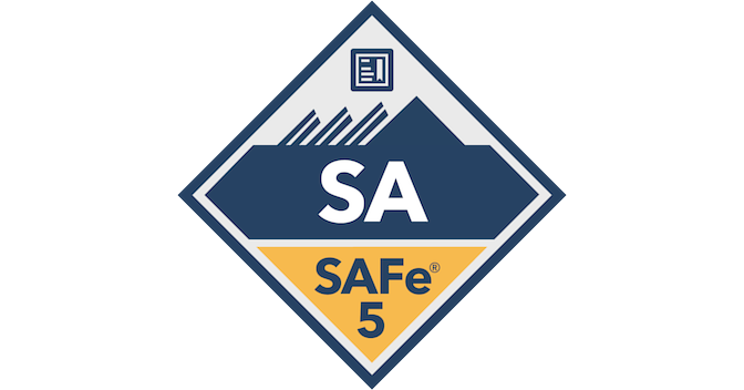 Leading SAFe course