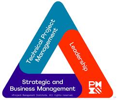 talent triangle PMI