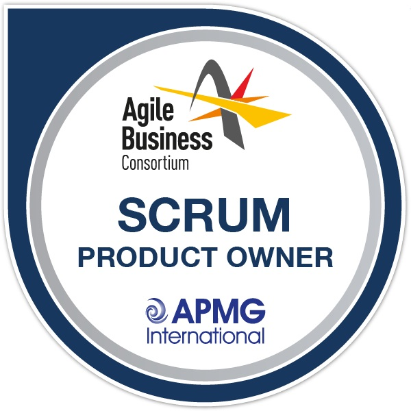 Scrum Product owner certification